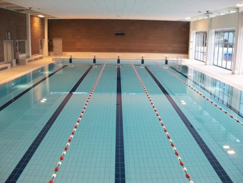 A s caluire natation le club for Caluire piscine municipale
